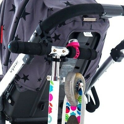 Scooter Grip / Holder for Buggies, Strollers, Universal Velcro My Buggy Buddy