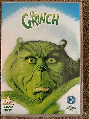 The Grinch (DVD, 2007)
