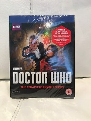 Doctor Who - The New Series: Series 8 [Blu-ray]