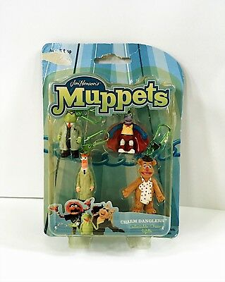 Jim Henson's Muppets Charm Danglers Collectable Charms Refills New
