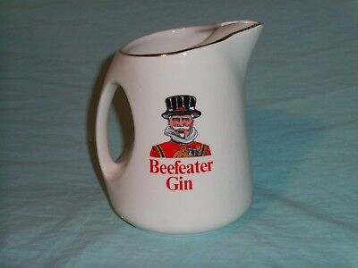 Beefeater Gin Wade PDM Ceramic Pub Jug Pitcher