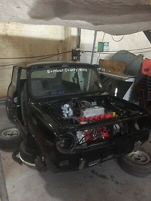 Classic mini clubman 1975 Tax and mot exempt 1275 A+ engine fitted
