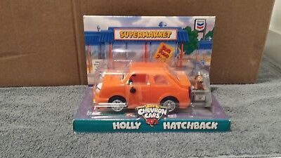 The Chevron Cars Collectibles NIB 1997 Holly Hatchback