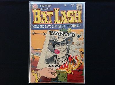 SHOWCASE #76 Lot of 1 DC Comic Book - 1st Bat Lash!