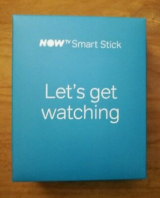 Now TV Smart Stick with HD and Voice Search - 14 Days Free Trial