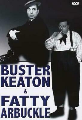 Buster Keaton & Fatty Arbuckle (Dvd)