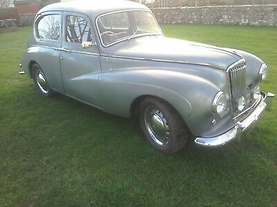 Sunbeam Talbot 90 1954 mk 11A Very low mileage and amazing original interior
