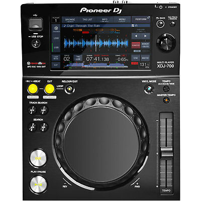 Pioneer XDJ-700 - DJ Multiplayer - NEW SEALED FREE UK EXPRESS DELIVERY UK Stock