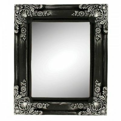 Vintage Silver Antique Style Framed Mirror Wholesale Lot of 8
