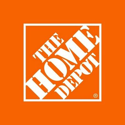 Two Home Depot Gift Cards Total Value $50.00