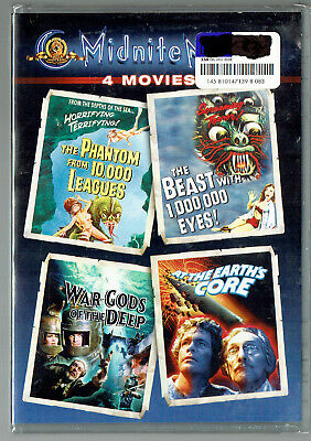The Phantom from 10, 000 Leagues/Beast with 1, 000, 000 Eyes/War-Gods of the Dee