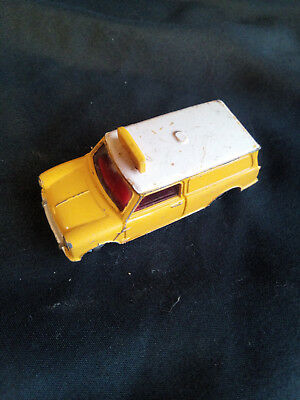 Dinky Toys 274 Mini MInor Van 'AA'!! For Restoration Only