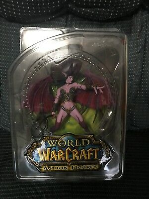 World of Warcraft WoW DC Unlimited Series 4 Amberlash Action Figure