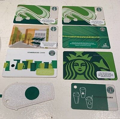 Starbucks 58 Card Lot (Xmas, Winter, New Year, Fall, Chicago, More)