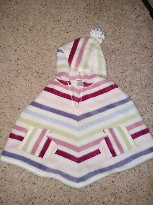 Girls gymboree size 7/8 Poncho/Jacket