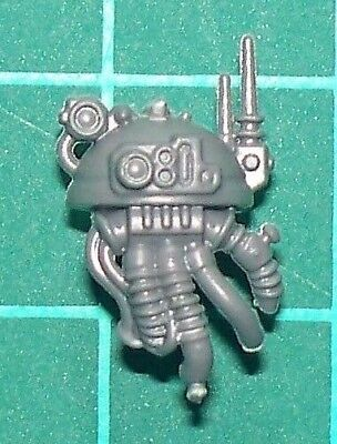 Adeptus Mechanicus Sicarian Bits/Parts - Head (12 variants)