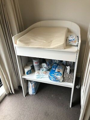 Baby Nappy Change Table
