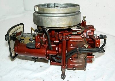 1957 Johnson Seahorse 5.5 HP COMPLETE POWERHEAD Outboard Boat Motor Engine Part