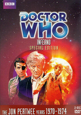 Doctor Who - Inferno (Special Edition) (Jon Pertwee) (1970-1974) (Story -  (Dvd)