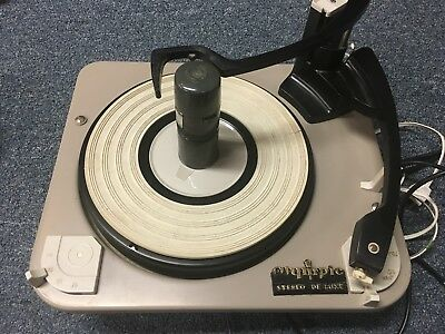 Vintage Bsr Stereo Record Changer