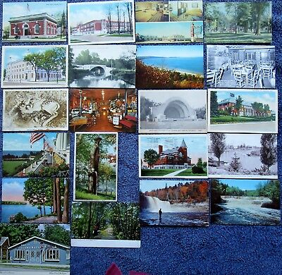 different cities in michigan
