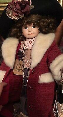 """Boyds Collection Yesterday's Child Collection Doll """"Amy"""" Limited Edition"""