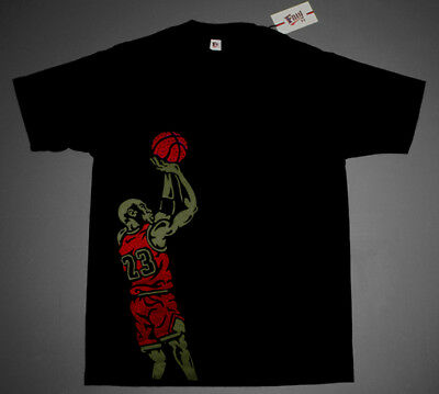 Nwt Fnly94 xi air Fadeaway Jordan tshirt to match 9 olive red 13 S-3XL