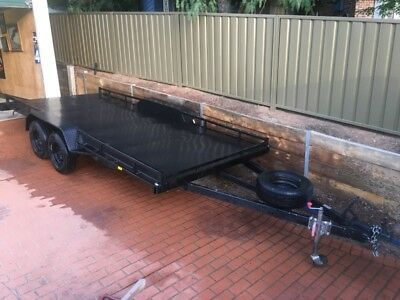Car Trailer 16Ft long