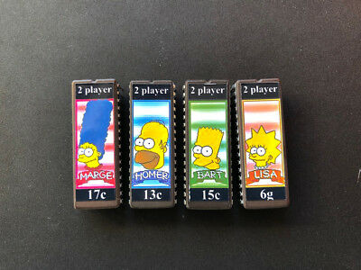 The Simpsons Arcade Jamma PCB 2-Player Upgrade Kit