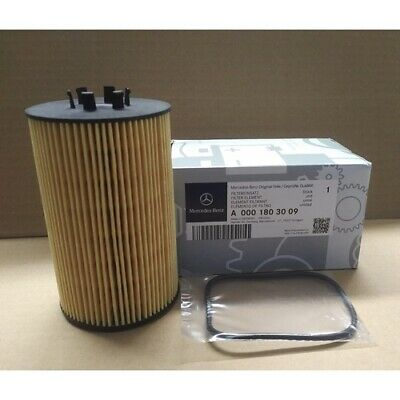 Mercedes Benz Oil Filter GENUINE AMG C63 ML63 E63 CLK63 SL63 S63 CLS63 CL63