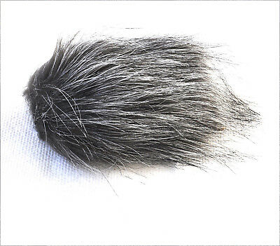 9cm Microphone Windshield Furry Wind Muff for SHENGGU TAKSTAR shotgun Microphone