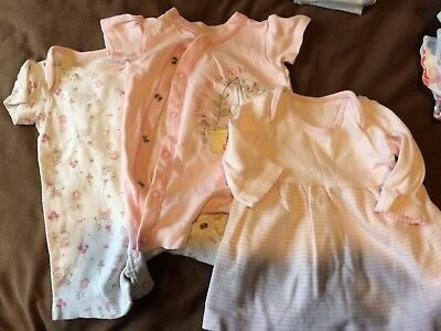 Bundle Of Baby Girl Summer Outfits Newborn/0-3 Months
