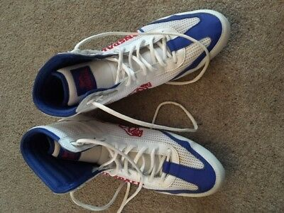 Mens Lonsdale Boxing Boots Size 10