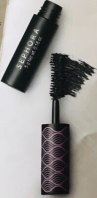 d40fb4e6011 SEPHORA COLLECTION LashCraft Big Volume Mascara in Noir Travel 0.18 fl oz -  NIB