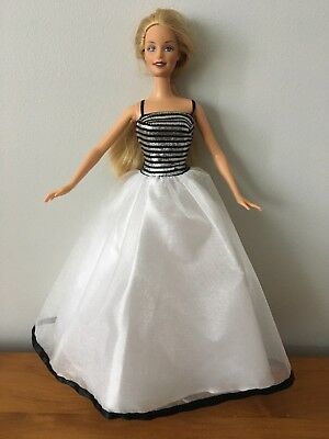 Barbie Evening Gown Only