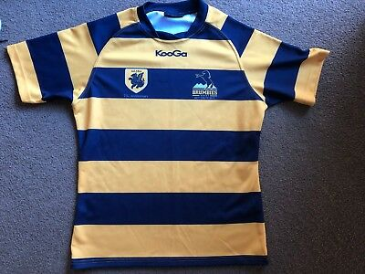 Brumbies colts players jersey #11 MEDIUM super rugby union ACT