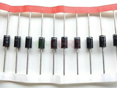 SR3100 3A/100V Schottky Rectifier Diode - 1pc, 5pcs or 10pcs h5 - NEW