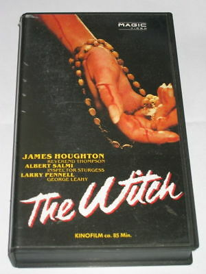 MAGIC Video 5020 - The Witch - VHS/Horror/James Houghton