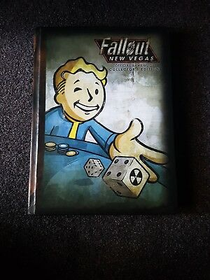 Fallout New Vegas Official Game Guide - Collector's Edition