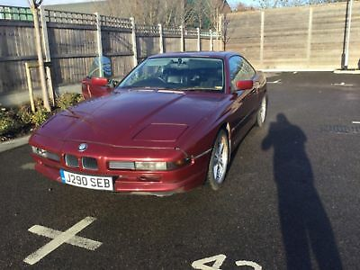BMW 850ci 1991 v12 5 litre auto (small restoration project) offer