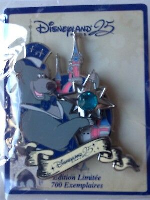 Pin Disney Paris Baloo Le 700