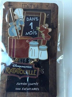 Pin Disney Paris Ratatouille Le 1000