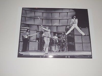 "The Who 1969 (Tommy Tour) Live on Stage Keith Moon Pete Townshend Poster 19""x13"""