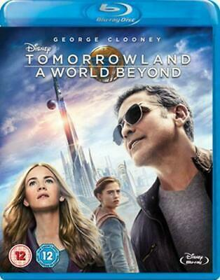 Tomorrowland - A World Beyond [Blu-ray] New Sealed UK Release