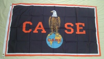 Case Tractor Eagle Flag 3' X 5' Polyester Banner Man Cave Bar Shop NEW # 272