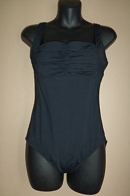 057806fa04 CALVIN KLEIN RUCHED One-Piece Swimsuit Women s Plus Size 16W ...