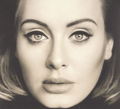 Adele 25 Exclusive +3 Extra Songs - New / Sealed Cd