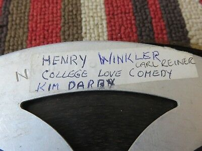 "16mm Sound film.  ""One and Only"". Henry Winkler"