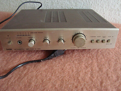 Saba CI 300 Verstärker Integrated Amplifier
