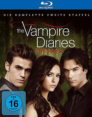 The Vampire Diaries - Staffel Season 2 | Blu-ray